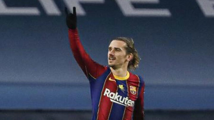 Griezmann: Barca made defensive mistake, someone has to shout when ball goes out