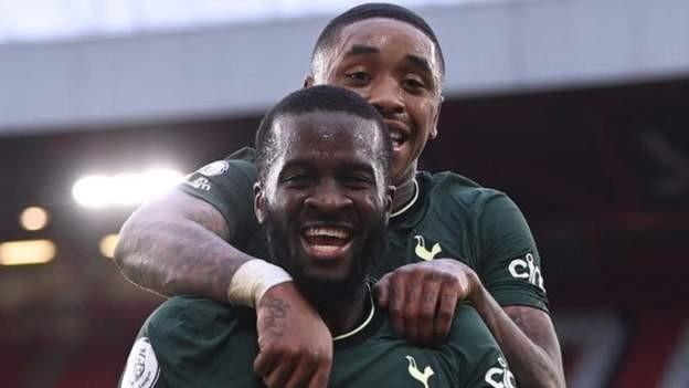 Ndombele's remarkable revival at Spurs