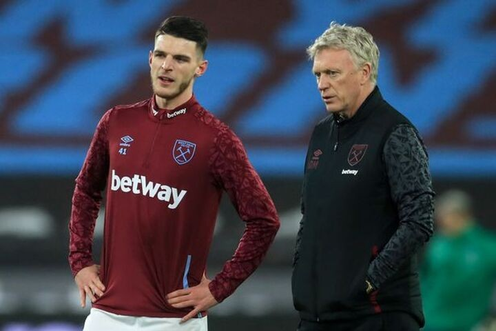 Chelsea transfer round-up: David Moyes offers update on Rice's West Ham future