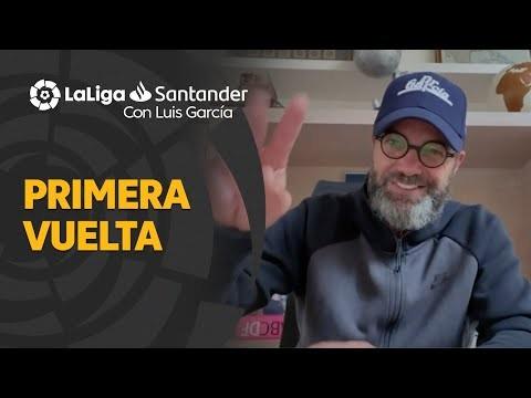 LaLiga con Luis García: Primera Vuelta