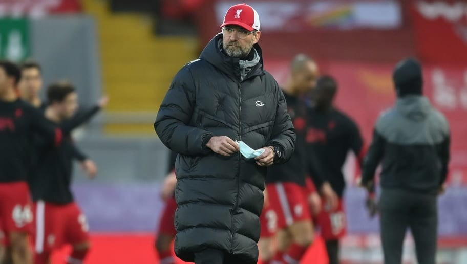 'They all defend with all they have' - Jurgen Klopp aims dig at Man Utd tactics