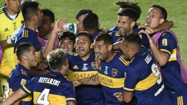 Boca Juniors win inaugural Maradona Cup