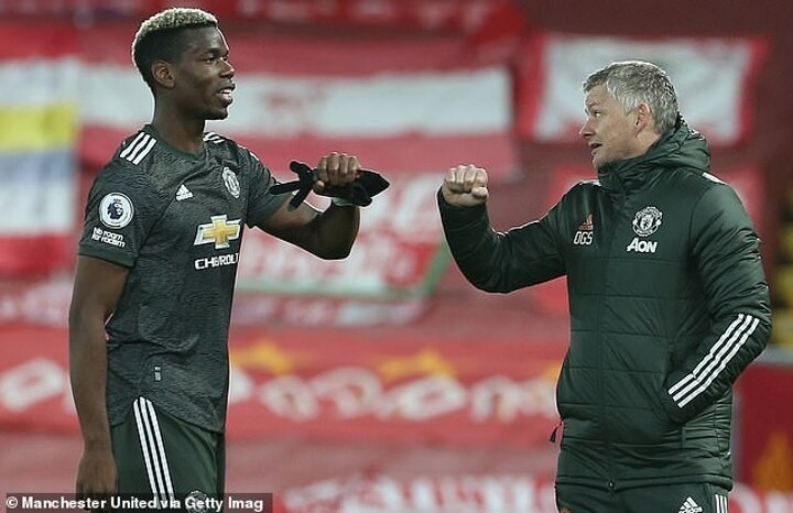 Paul Pogba 'cameo of three months of brilliance' can fire Manchester United to title says Neville