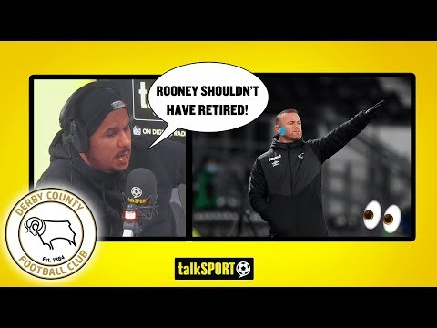 """""""WAYNE ROONEY IS ENGLAND'S GREATEST EVER PLAYER!"""" Do you agree with Gabby Agbonlahor's huge claim?"""