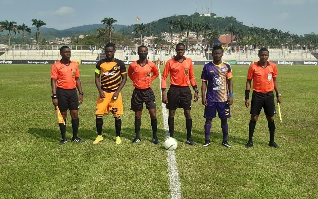 Match Report: Ashantigold 0-0 Medeama; Mauve and Yellow pick crucial point on the road