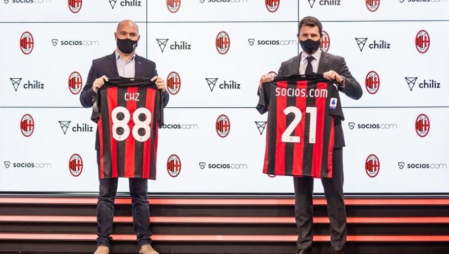 AC Milan join Barcelona and Juventus on popular fan engagement platform