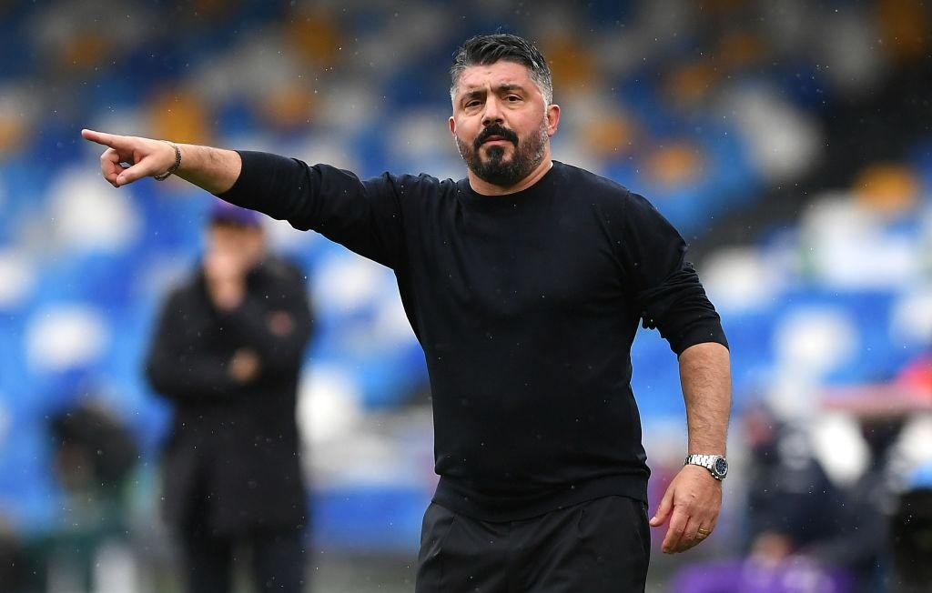 """GATTUSO: """"PLEASED WITH THE PERFORMANCE FROM THE TEAM"""""""