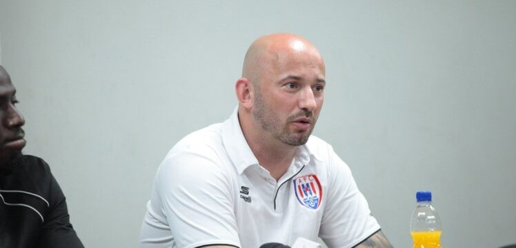 Danijel Mujkanovic shares his thoughts after Olympics defeat