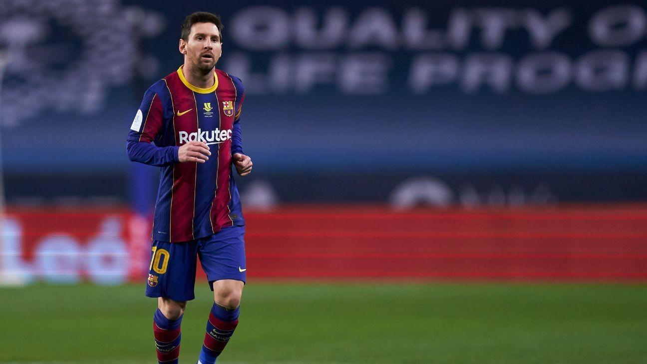 Leonardo: PSG interested in signing Messi