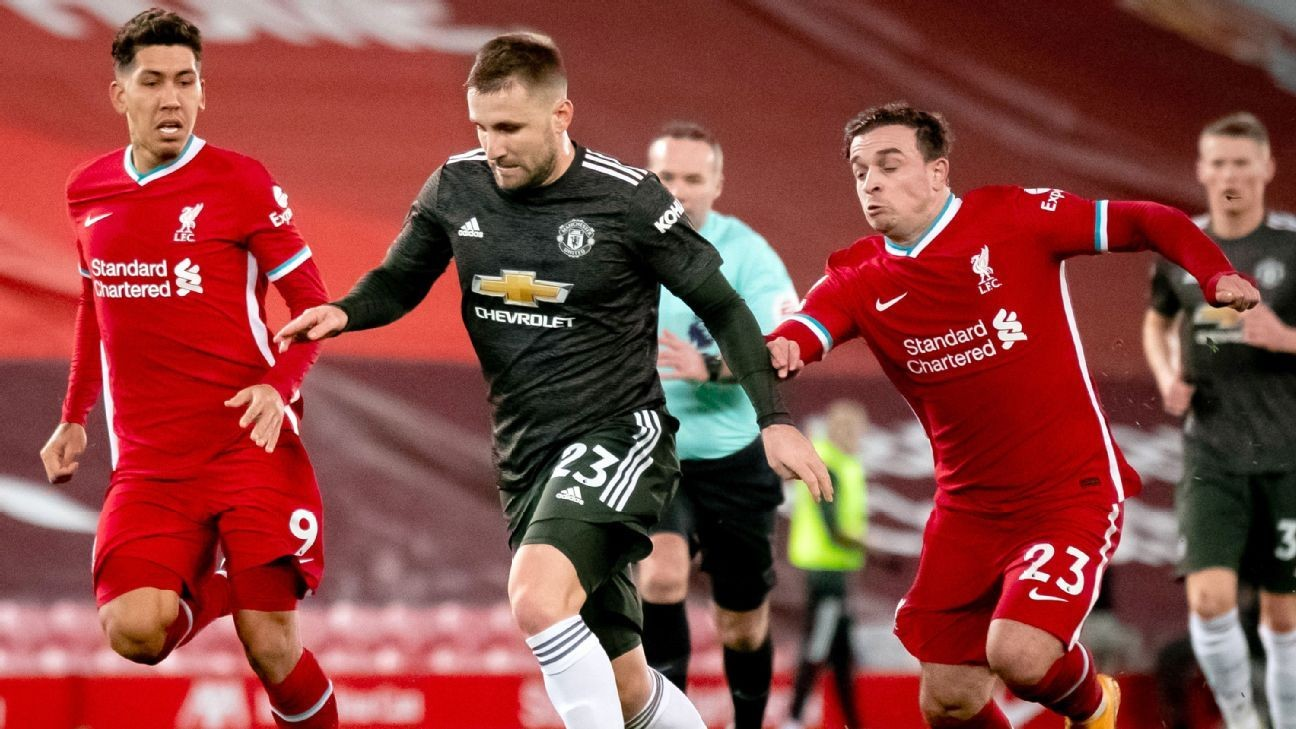 Colour blind fans angered by United-Liverpool kits