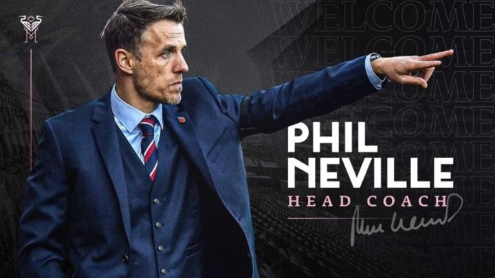Phil Neville, nuevo entrenador del Inter Miami de Pipita Higuaín y Rodolfo Pizarro