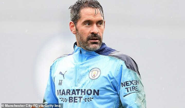 Man City infuriated as Derby block permanent move for goalkeeper Scott Carson