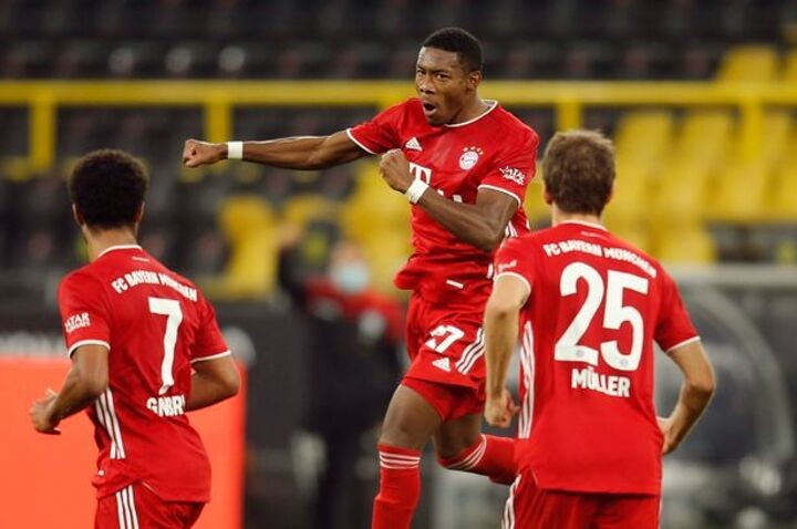 David Alaba 'agrees Real Madrid deal' after Bayern Munich star held Liverpool talks