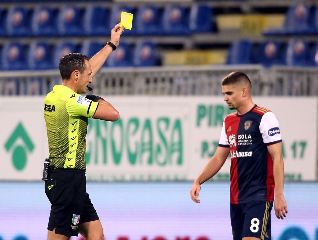 SPORT JUDGE DECISIONS, SERIE A TIM - MATCHDAY 18