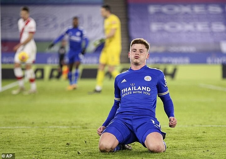 The meteoric rise of Leicester City winger Harvey Barnes