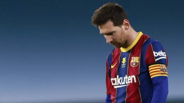 Barca to challenge Messi two-game ban