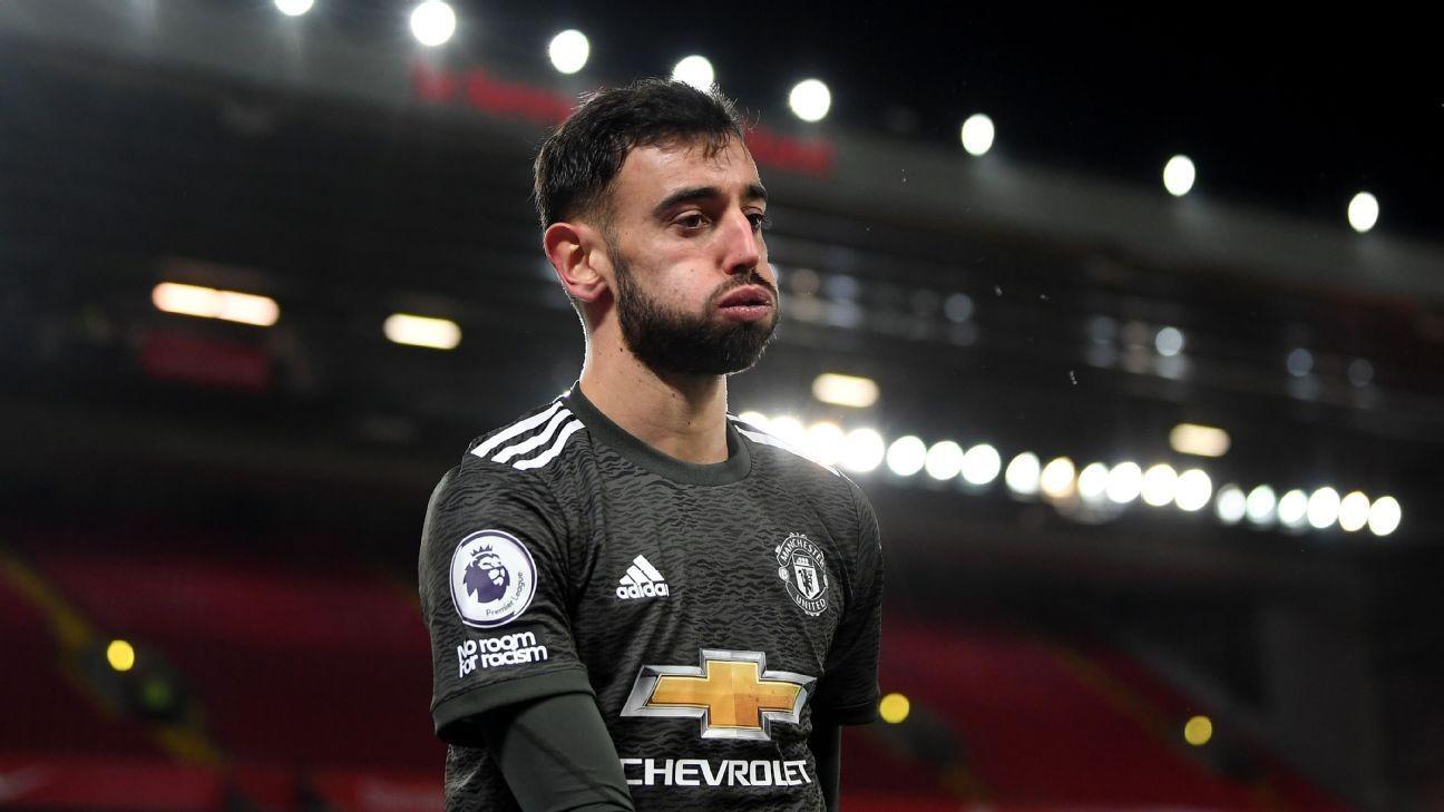 Solskjaer denies Fernandes needs to be rested