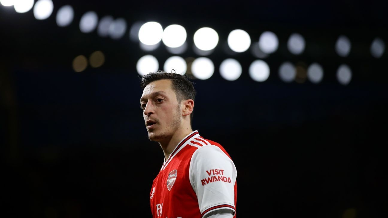 """Where did it go wrong for """"Assist King"""" Ozil at Arsenal?"""