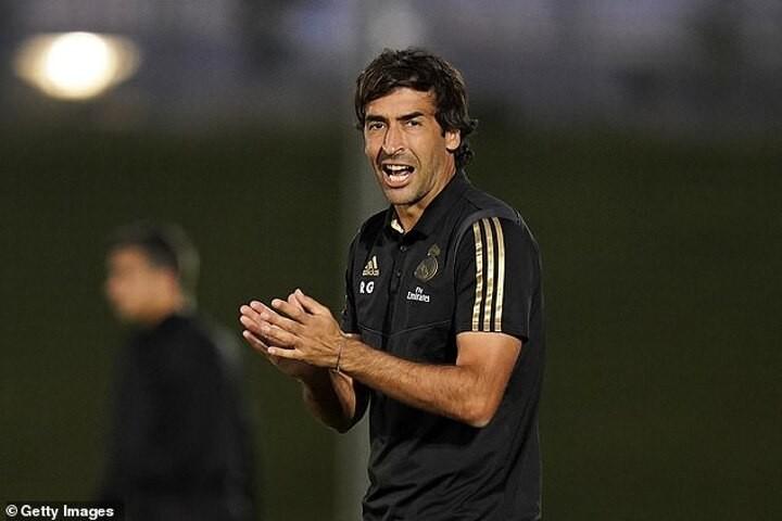 Raul Gonzalez tests positive for Covid-19 ahead of Castilla's fixture against Getafe B