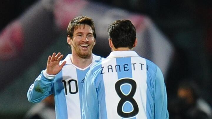Messi to Inter? If Zanetti convinces him, says Veron