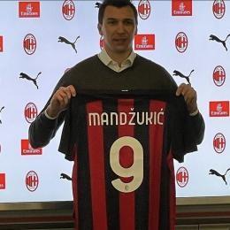 OFFICIAL - Mario MANDZUKIC joins AC Milan