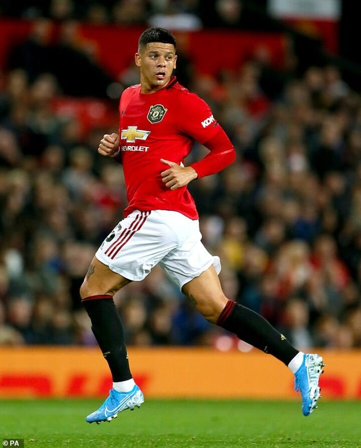 Boca Juniors close to signing Marcos Rojo asArgentine defender looks to returnhis native country