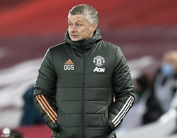 Solskjaer warns Man Utd squad that getting to the top of PL was 'the easy bit'