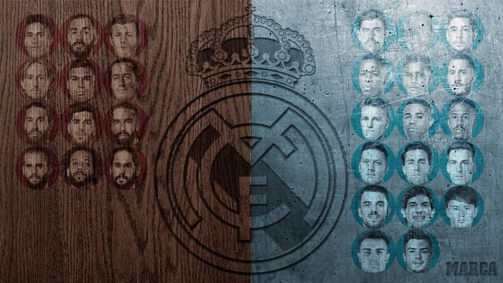 Real Madrid's 'old guard' are keeping the new generation in the corner