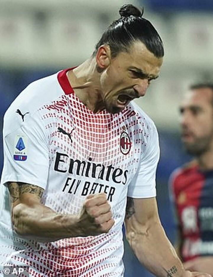 Mandzukic relishing strike partnership with 'beast' Ibrahimovic