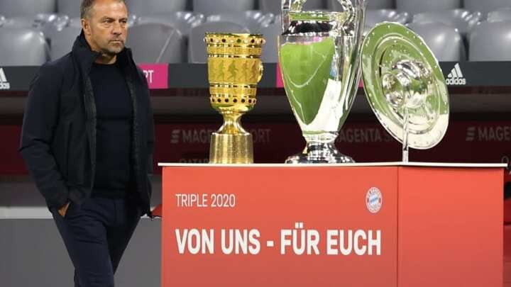 Flick: World title would be icing on Bayern's cake