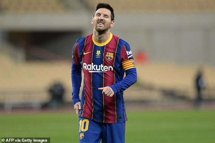Messi's £500,000-a-week wages 'may prove too expensive even for super-rich PSG'