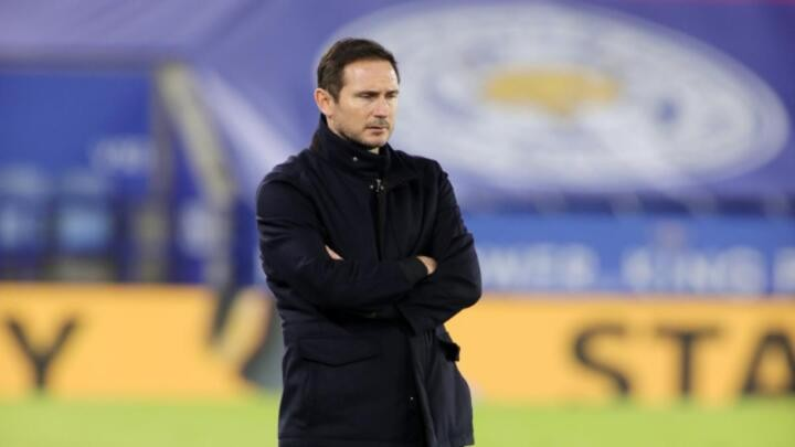 Lampard admits Chelsea aren't ready to compete for Premier League title