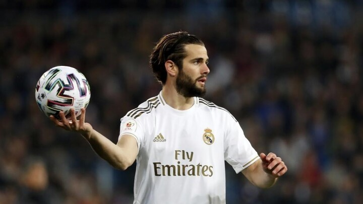 AS: Nacho tested positive for COVID-19