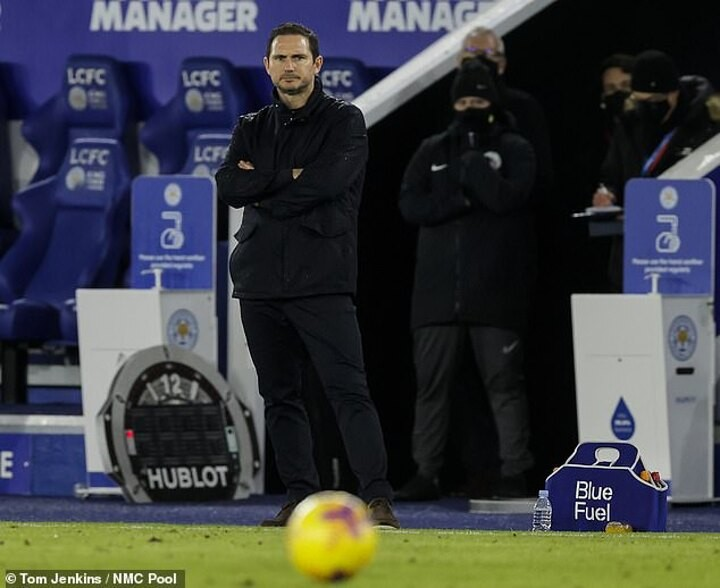 Where it's going wrong for Frank Lampard at Chelsea