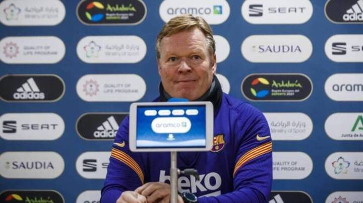 Koeman: If you ask me if I have interest in Neymar or Mbappe, I would say yes