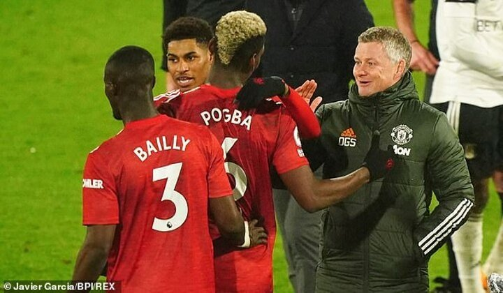 Solskjaer insists 'those two extra points are vital' after victory over Fulham