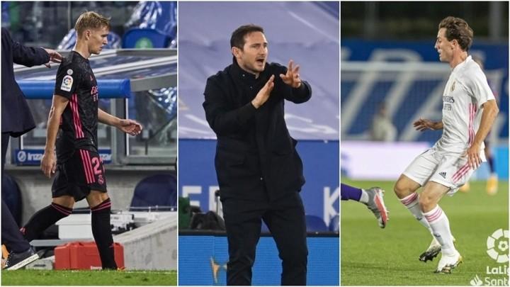 Transfer Market LIVE: Odegaard to Arsenal? Odriozola to PSG?