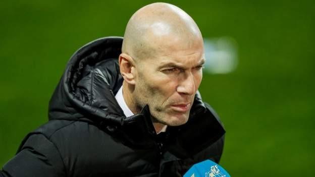 Real 'see end of Zidane era' - Balague