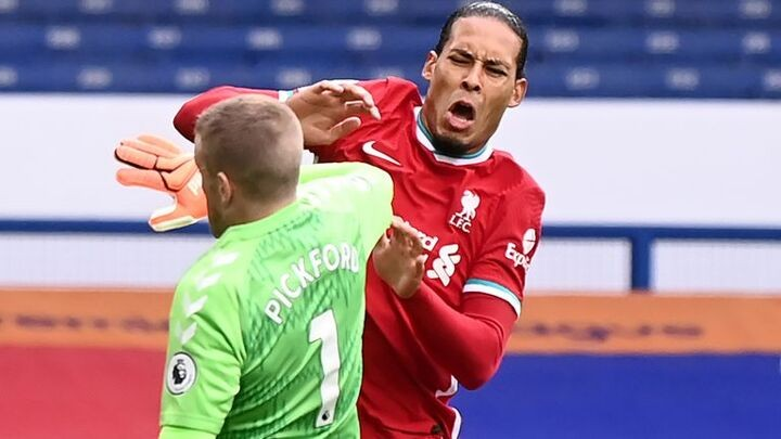 Klopp says Van Dijk making 'promising' progress in recovery from injury