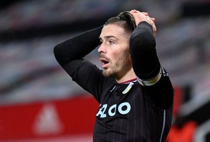 Man Utd legend hints club have gone cold on Jack Grealish transfer