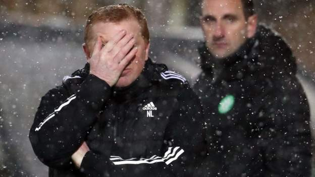 Title may be beyond Celtic - Lennon