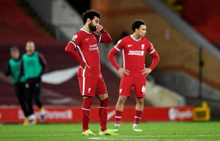 Liverpool 0-1 Burnley: Barnes penalty ends Klopp's 68 unbeaten home record