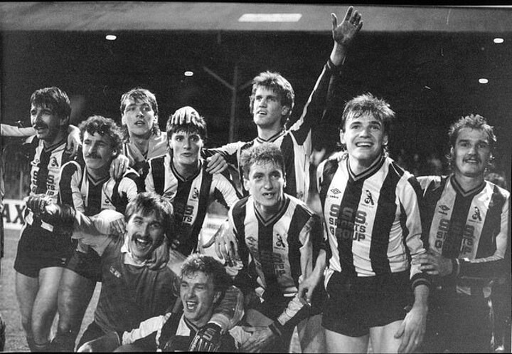The night Wolves hit rock bottom: why the word Chorley still sends shivers through the 1986 side