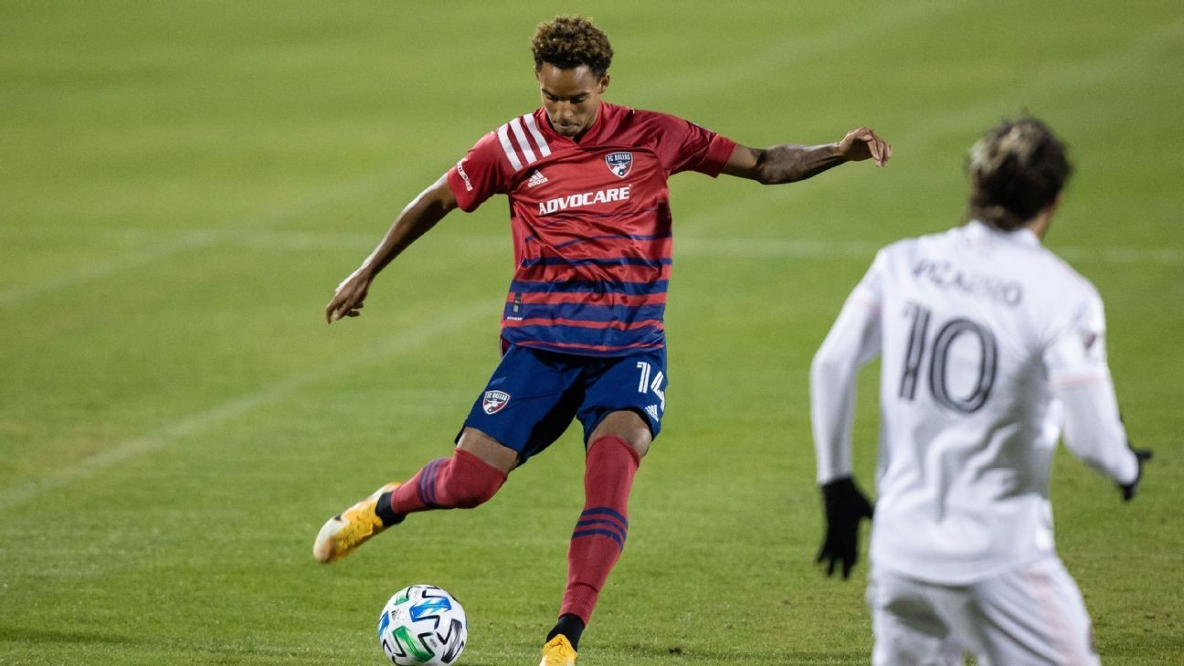 Transfer Talk: Roma join Juventus in chase for FC Dallas teen Reynolds