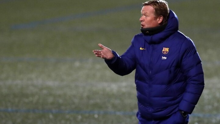 Koeman angry with Barcelona's missed chances: It's unacceptable