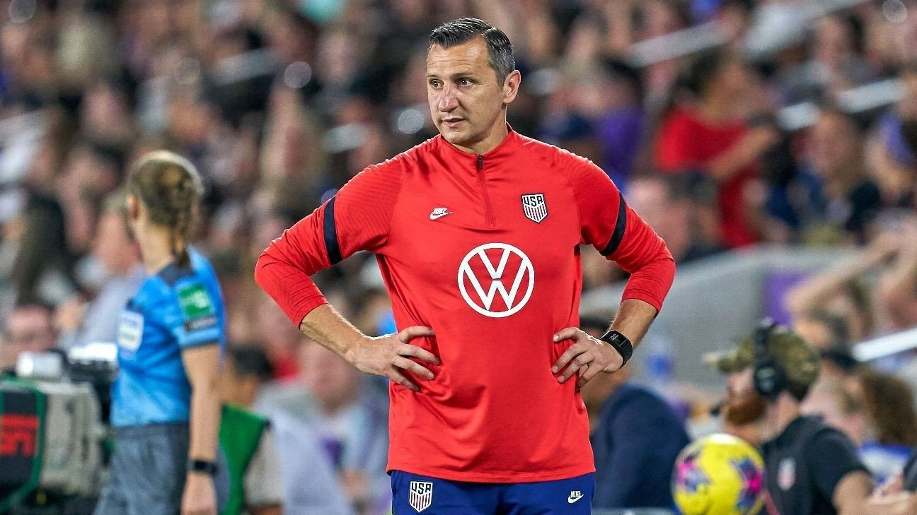 U.S. coach Andonovski lauds 'incredible' team
