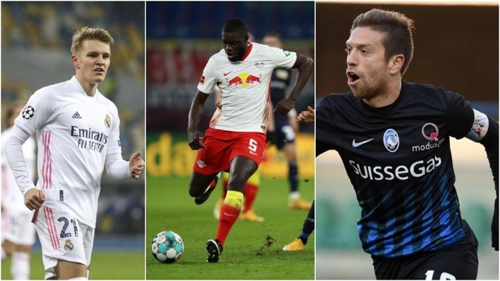 Transfer Market LIVE: Odegaard's Premier League move, the race for Upamecano and Monchi's target