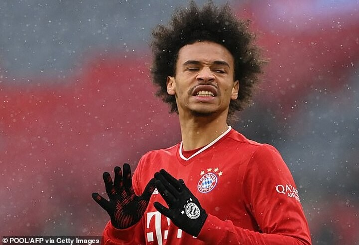 Bayern chief Rummenigge says talk of Sane leaving the club is 'nonsense'