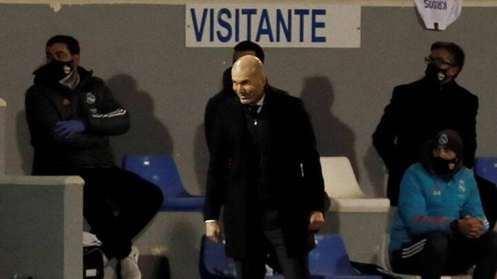 Zidane is in danger: Only Del Bosque survived a Copa calamity