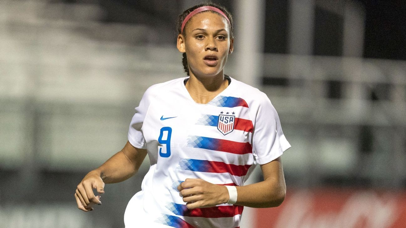 Trinity Rodman is ready to make her own Rodman legacy in pro soccer
